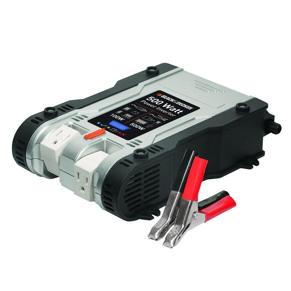 500-Watt Power Inverter
