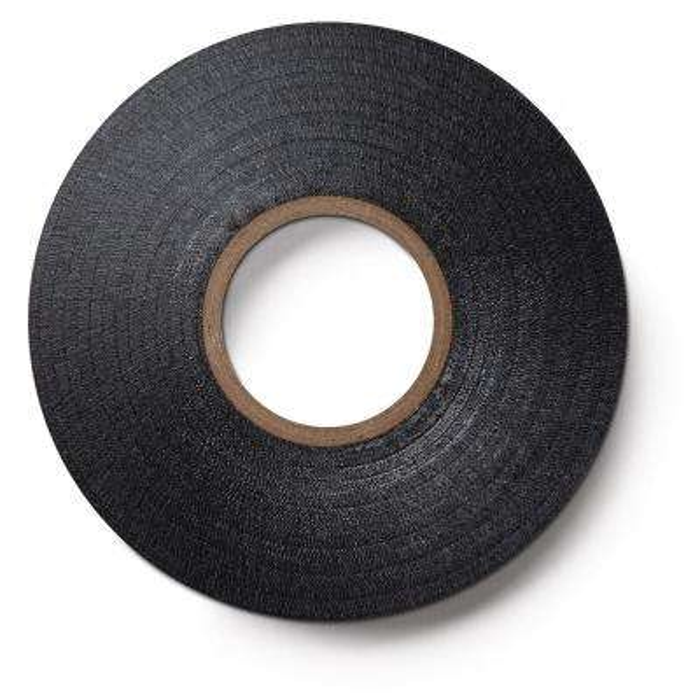 Scotch 0.75 in x 5.5 yd Super 33+ Vinyl Electrical Tape, Black