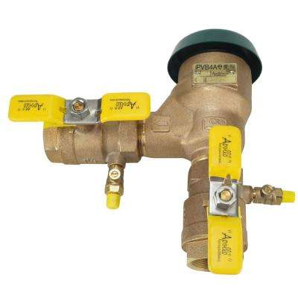 1-1/2 in. Bronze FIP Pressure Vacuum Breaker