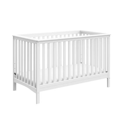Storkcraft Hillcrest 4-in-1 Convertible Crib-White
