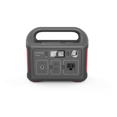 292 Watt Hour Portable Lithium Battery Mobile Power Station, Emergency  Power Pack, Gas-Free Power Generator