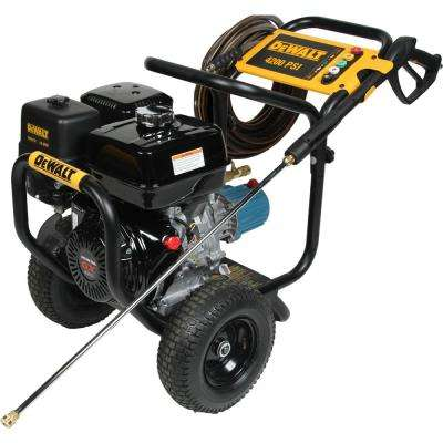 4200 PSI 4.0 GPM Gas Pressure Washer Powered by HONDA