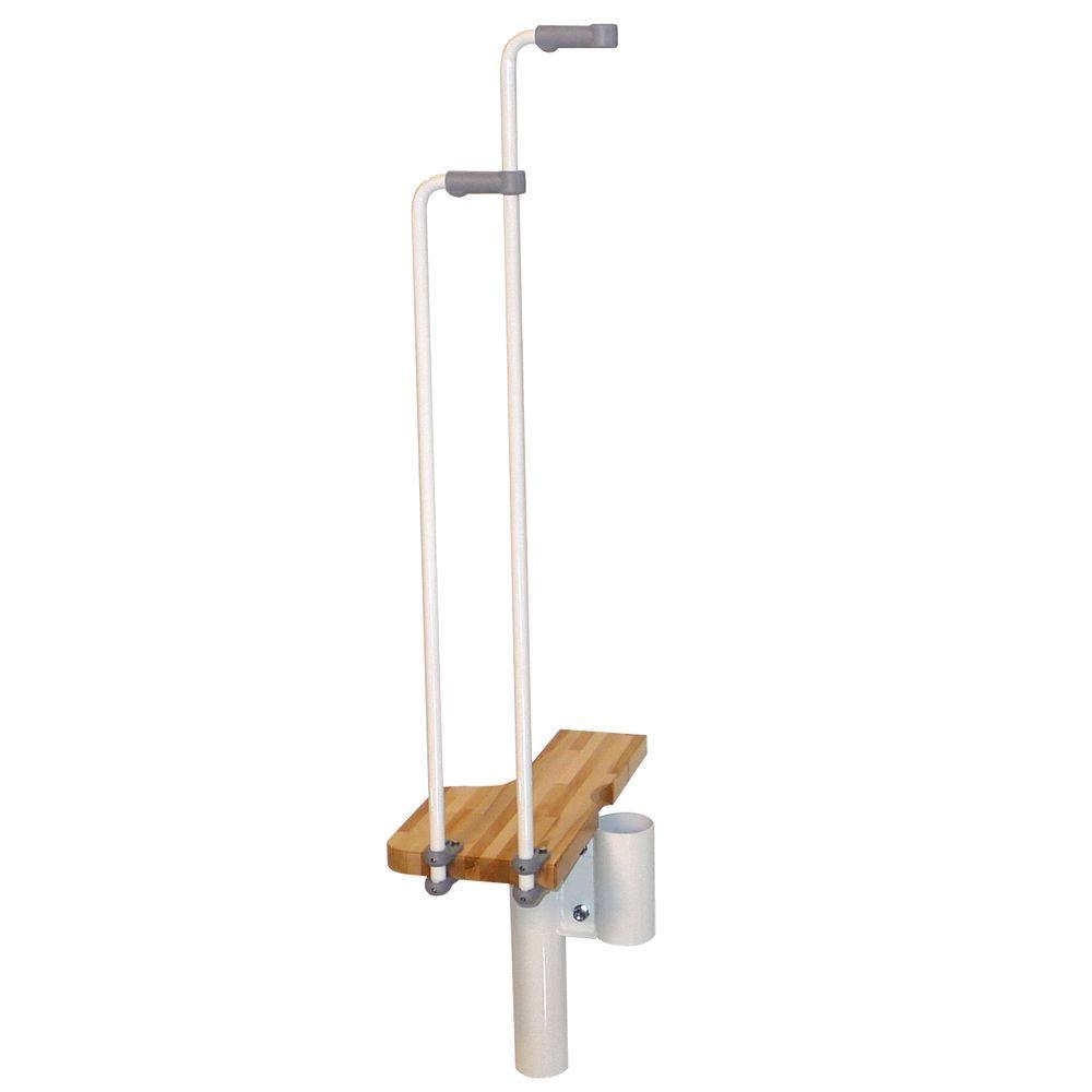 Arke Karina White Modular Staircase Add Riser Kit
