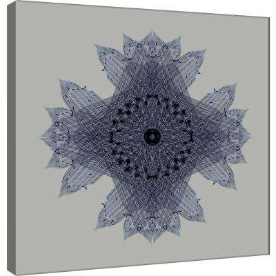 15.in x 15.in ''Chrysler Medallion 2'' Printed Canvas Wall Art
