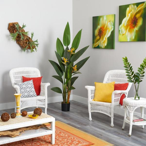 6 ft. Bird of Paradise Artificial Plant
