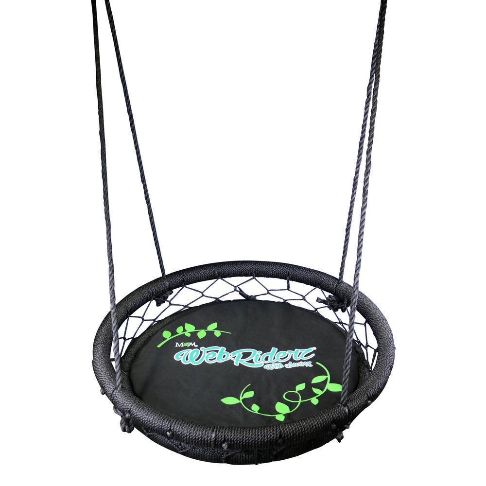 Web Riderz Basket Swing