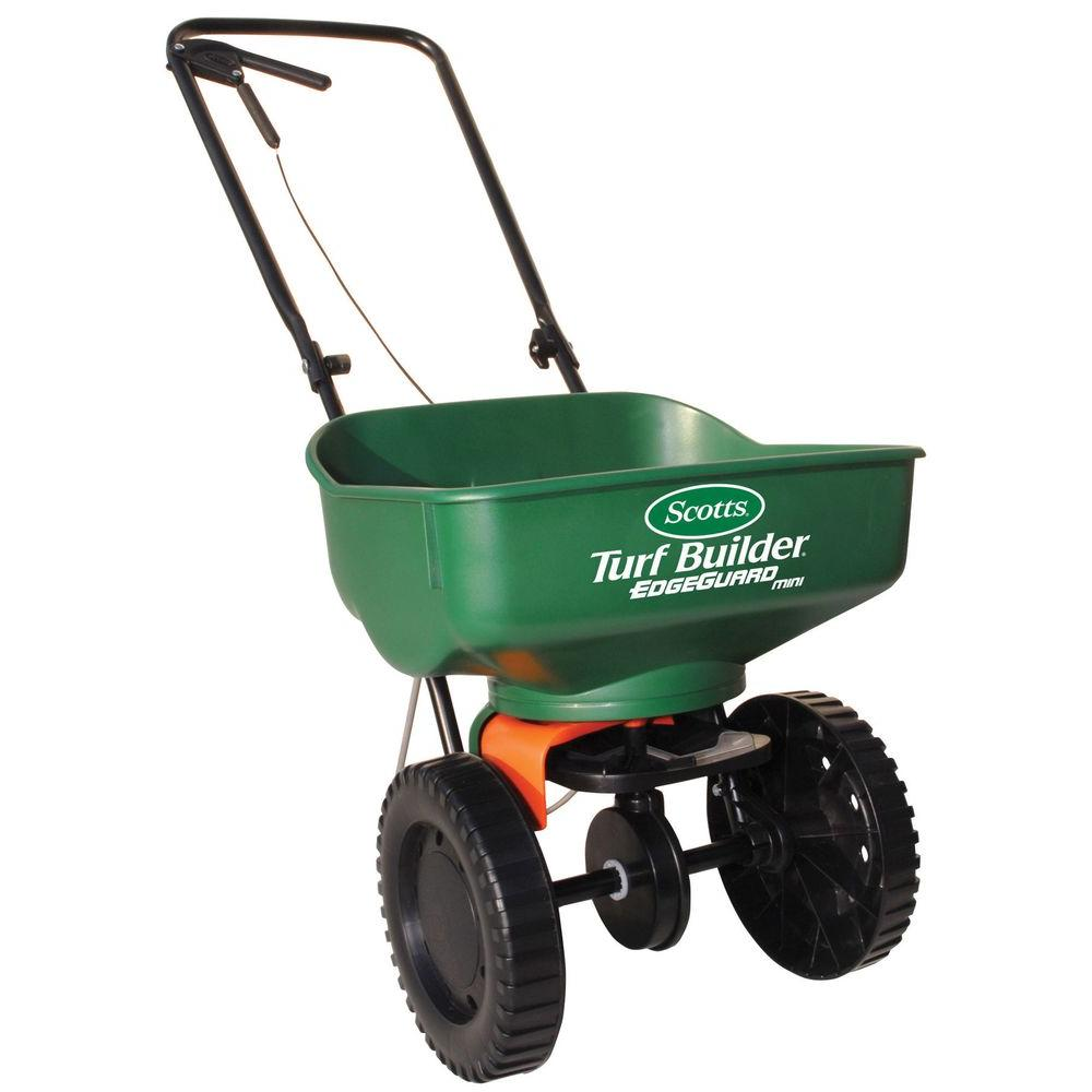 Scotts Turf Builder Mini Broadcast Spreader