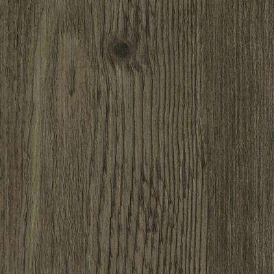 Hickory Lava 7 in. Wide x 48 in. Length Click Lock Luxury Vinyl Plank (23.36 sq. ft. / case)