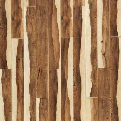 Jujube 12 mm Thick x 4.76 in. Wide x 47.52 in. Length Laminate Flooring (11 sq. ft. / case)