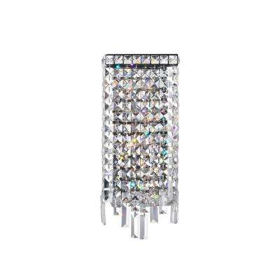 Colosseum 4-Light Chrome Sconce
