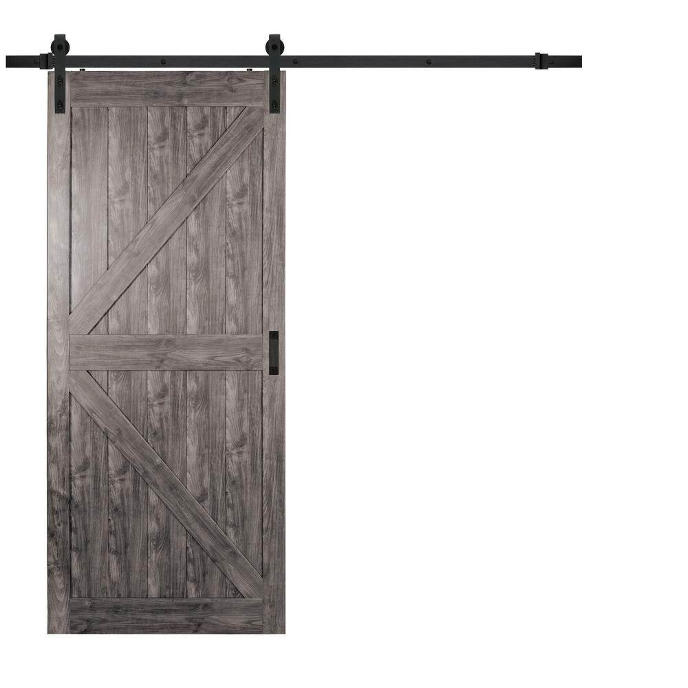 Barn Doors Interior Closet Doors The Home Depot