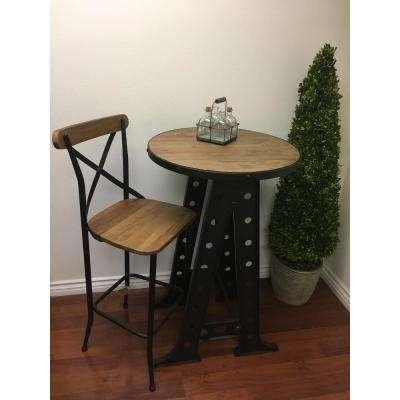 Unfinished Wood - Bar Stools - Kitchen & Dining Room Furniture - The ...