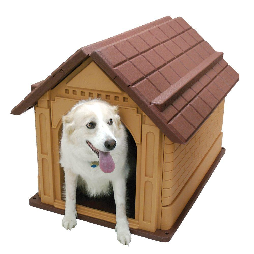 Pet Zone Comfy Cabin Large Dog House-DISCONTINUED