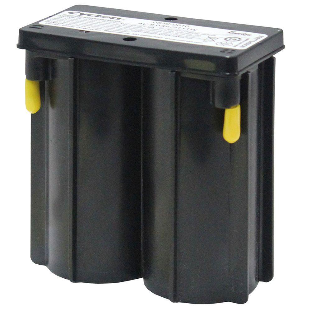 SLA 4-Volt 8 Ah Monobloc Battery