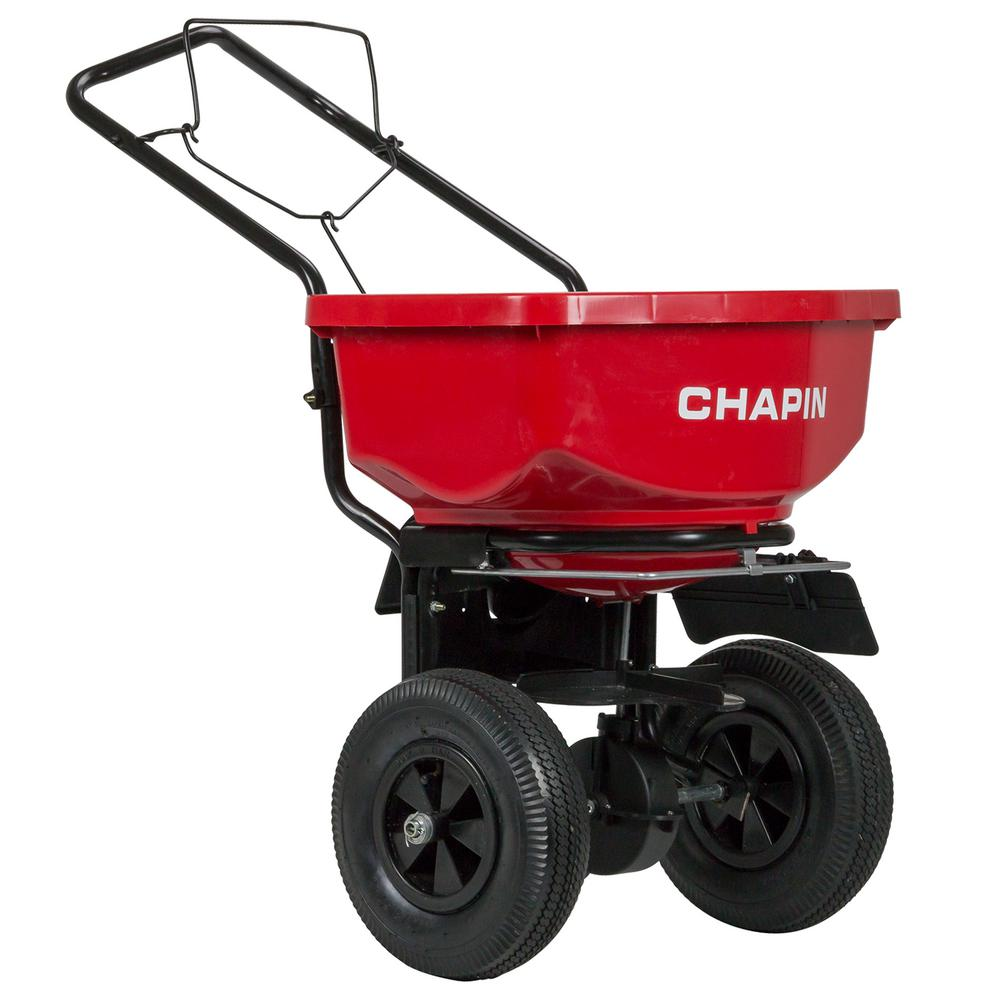 80 lb. Capacity Residential Turf Spreader