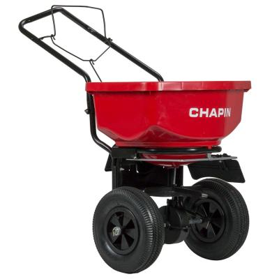 80 lbs. Capacity Residential Turf Spreader