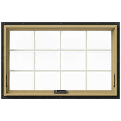 48 in. x 30 in. W-2500 Awning Aluminum Clad Wood Window