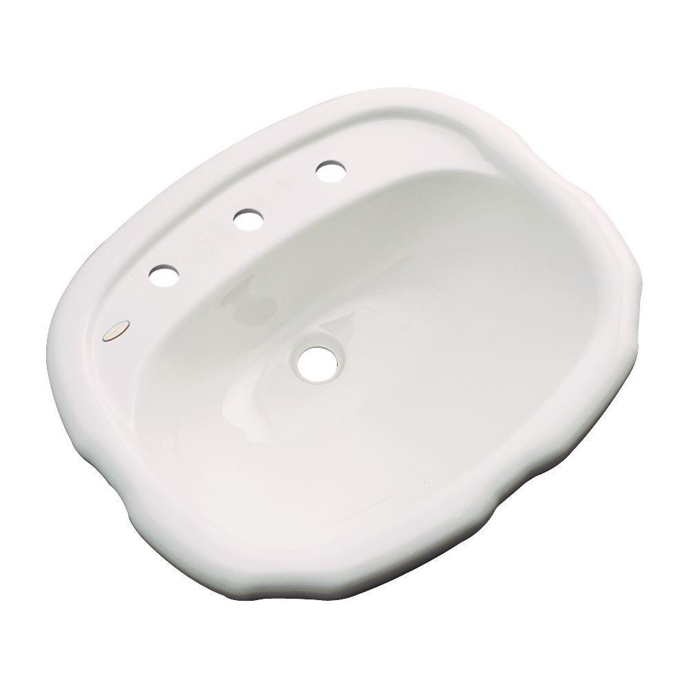 null Aymesbury Drop-In Bathroom Sink in Natural