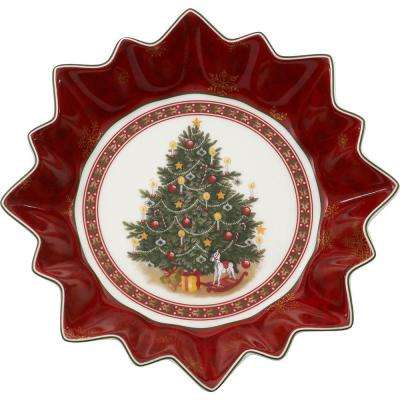 Toy's Fantasy 9.75 in. Large Bowl with Tree