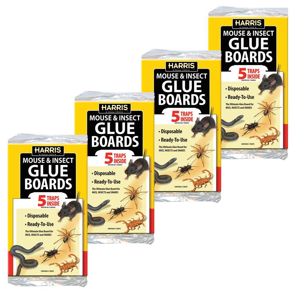 Pest Glue Board (20-Pack)