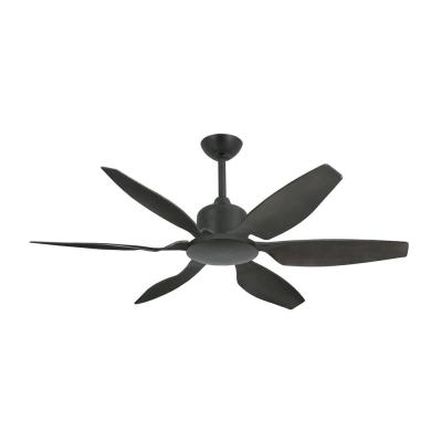 Titan II 52 in. Resin Blades Indoor/Outdoor Oil Rubbed Bronze Ceiling Fan with Remote Control