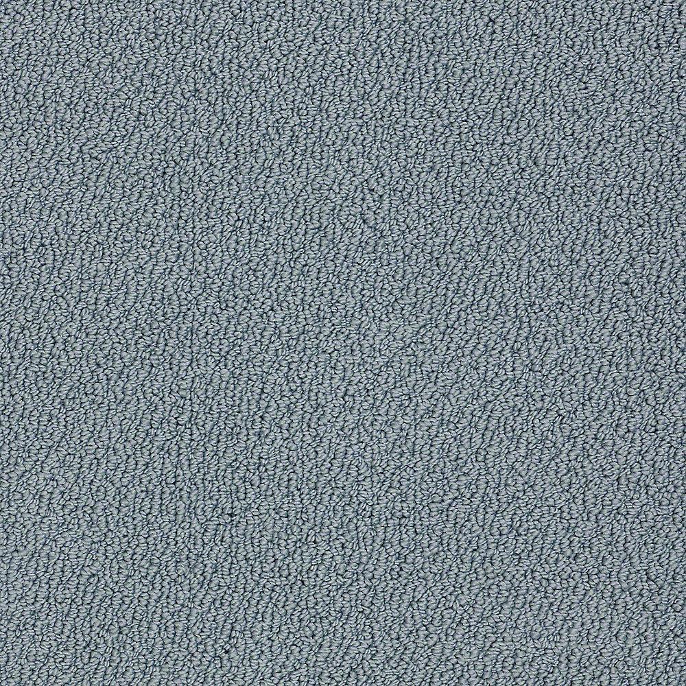 Carpet Sample - Treasure - In Color Willow Brook Loop 8 in. x 8 in.