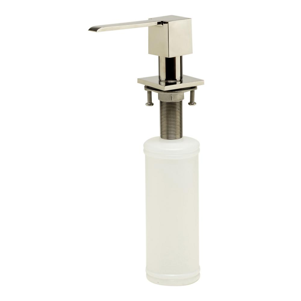 ALFI BRAND Soap Dispenser in Polished Stainless Steel