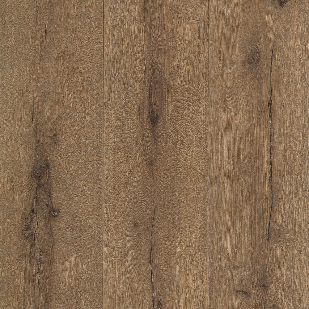 Alachian Brown Wooden Planks Wallpaper