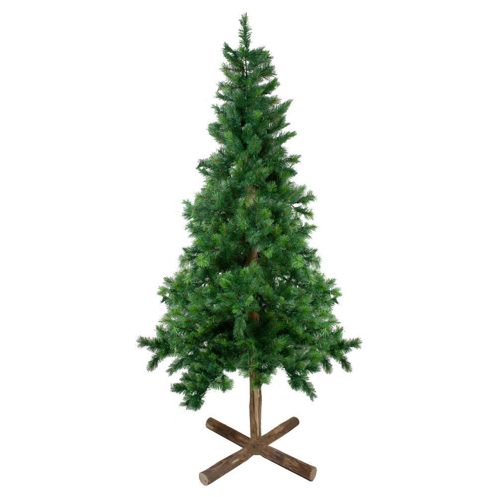6.5 ft. Unlit Royal Alpine Artificial Christmas Tree