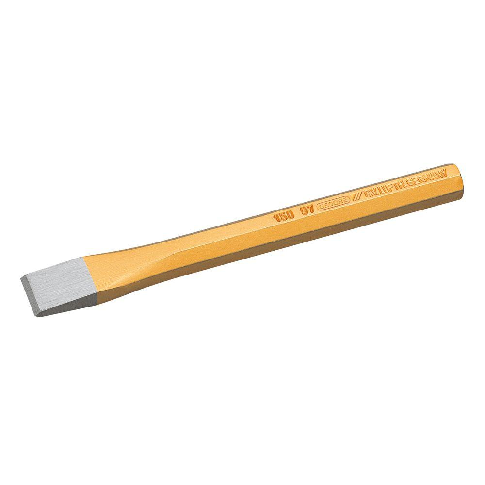 200 mm x 22 mm Octagonal Flat Cold Chisel