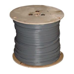 500 ft. 10/3 Gray Solid CU UF-B W/G wire