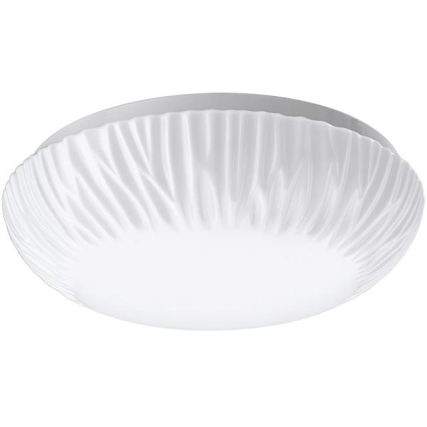 11 in. Falls Globe Selectable CCT LED Flush Mount Ceiling Light 910 Lumens 14-Watts Dimmable Energy Star