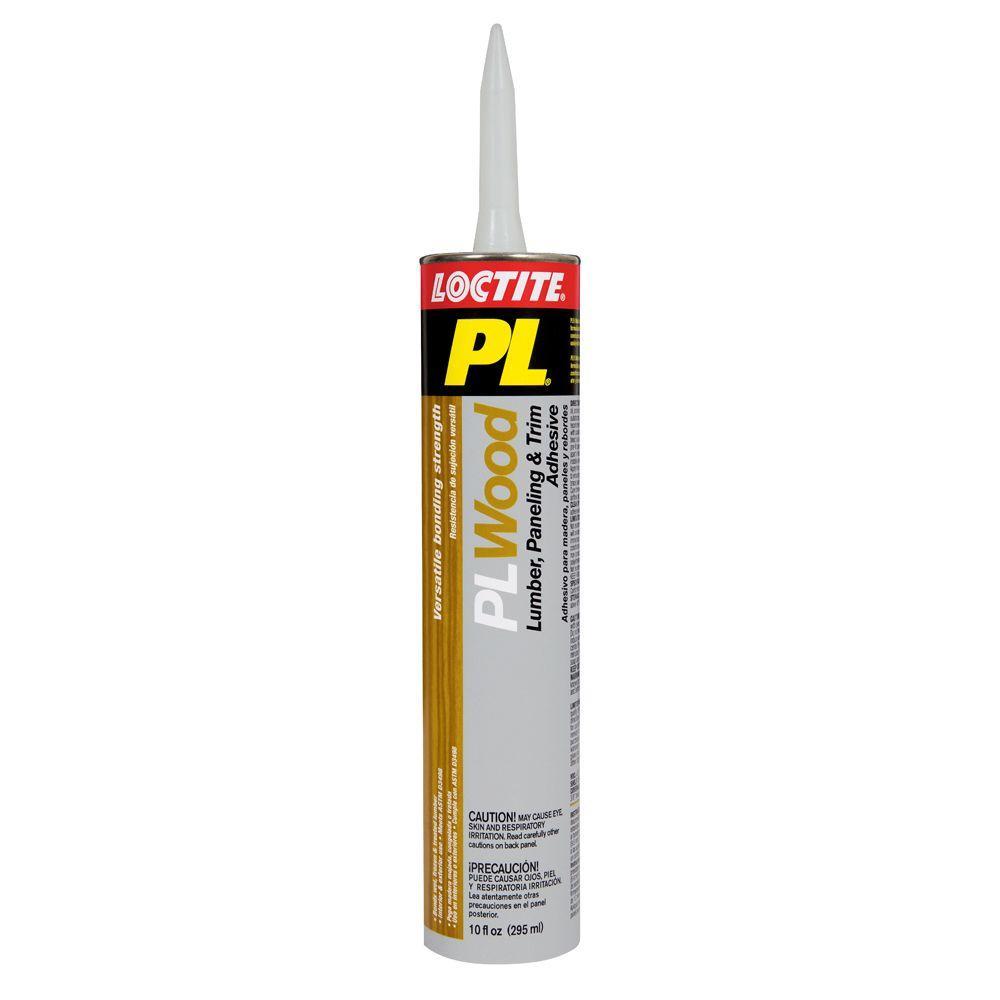 PL 10 fl. oz. Wood Adhesive