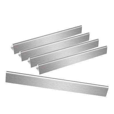 22.6 in. Stainless Steel Flavorizer Bars Heat Plates/Tent Shield (5-Pack)