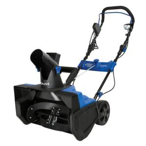 Snow Joe 21 inch 15 Amp Electric Snow Blower with Light Remanufactured by Snow Joe