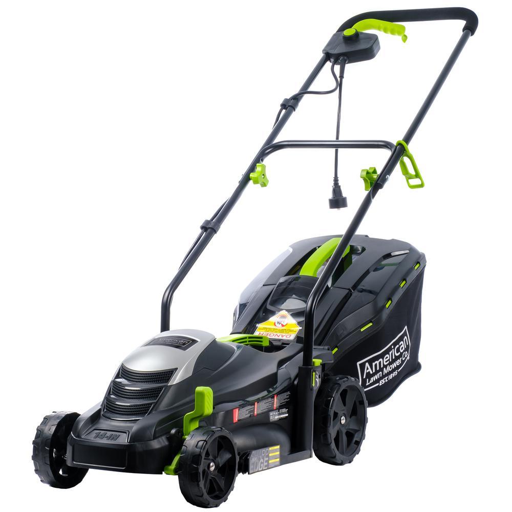 American Lawn Mower American Lawn Mower 14-in 11-Amp Corded Electric Lawn Mower | 50514