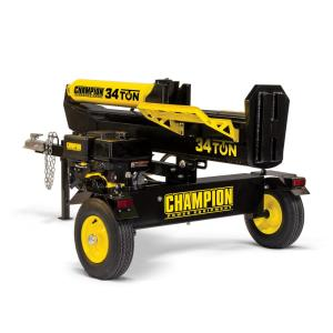 Champion Power Equipment 34 Ton 338cc Log Splitter by Champion Power Equipment
