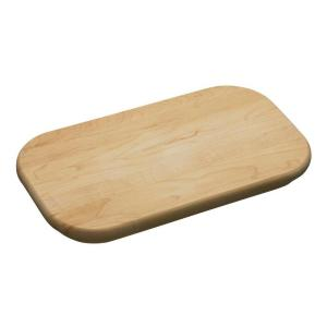 Kohler Staccato Hardwood Cutting Board by KOHLER