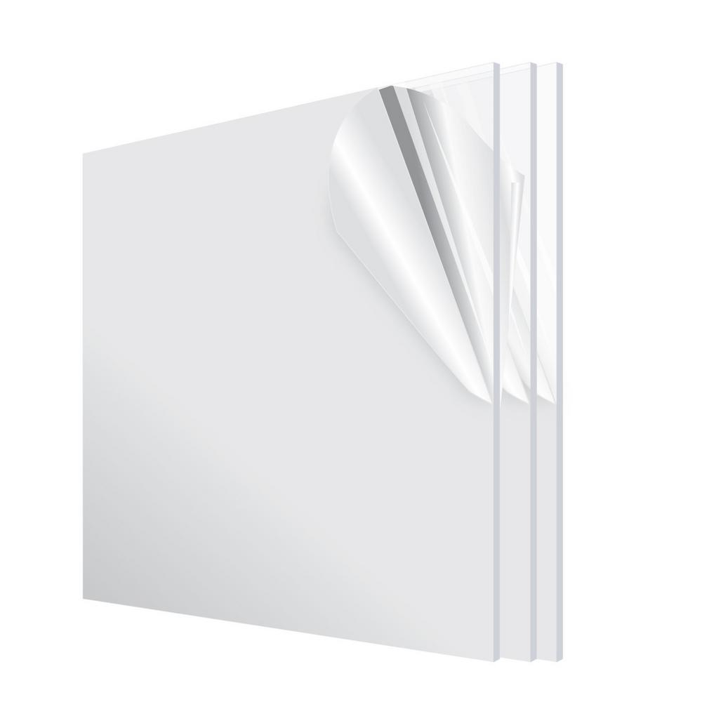 "9 INDIVIDUAL COLORS 9 Sheets 1//8/""  Mirror Acrylic Plexiglass 12/"" x  12/"""