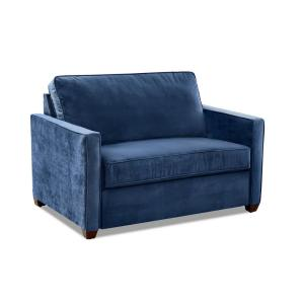Magnificent Avenue 405 Miranda Ink Sleeper Chair Avek38800Edcslbelsink Bralicious Painted Fabric Chair Ideas Braliciousco
