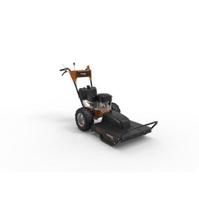 PRO 26 in. 14.5 HP G-Force Gas Electric Start Walk-Behind Self-Propelled Field and Brush Mower
