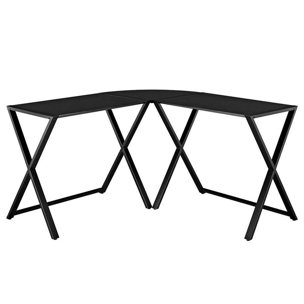 X-Frame Black Desk