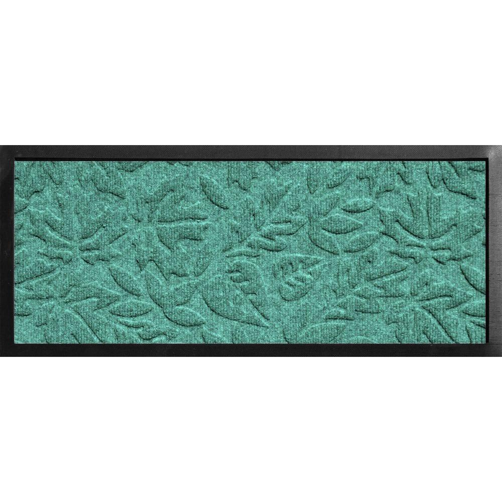 Aqua Shield Boot Tray Fall Day Aquamarine 15 in. x 36
