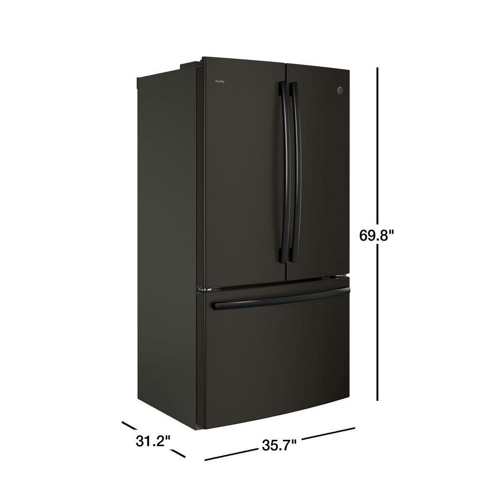 GE PWE23KELDS French-Door Refrigerator