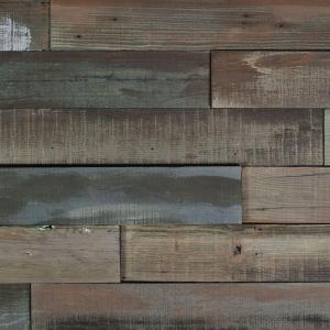 Nuvelle Deco Planks Weathered Gray 1 2 In Thick X 4 In
