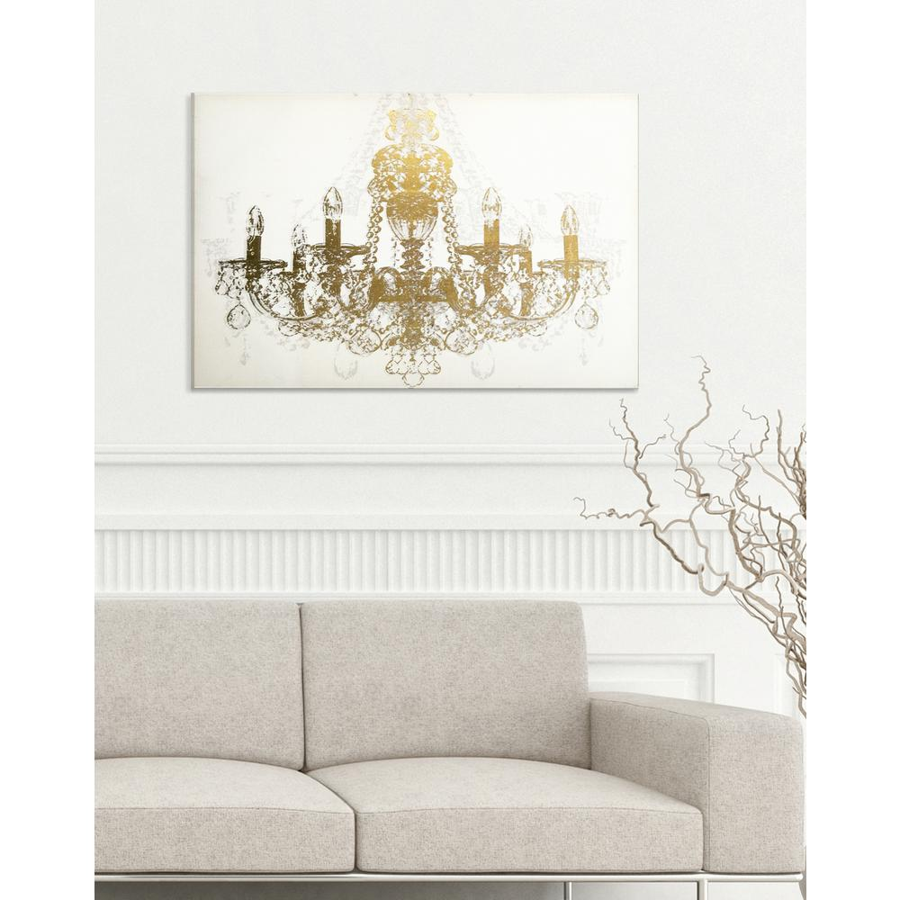 p art silhouette canvas artwork candles ii crystal rustic chandelier