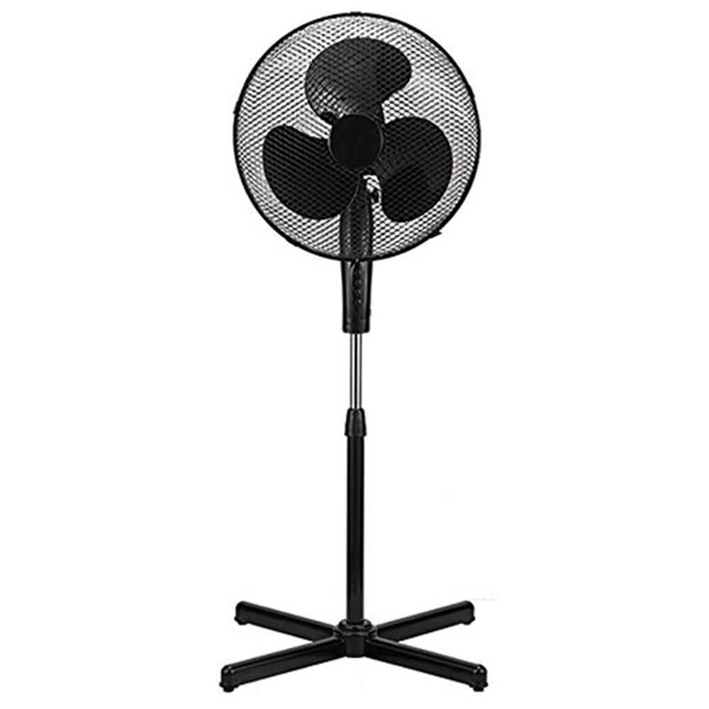 Boostwaves 16 in black high velocity fan 3 speed for 16 inch window box fan