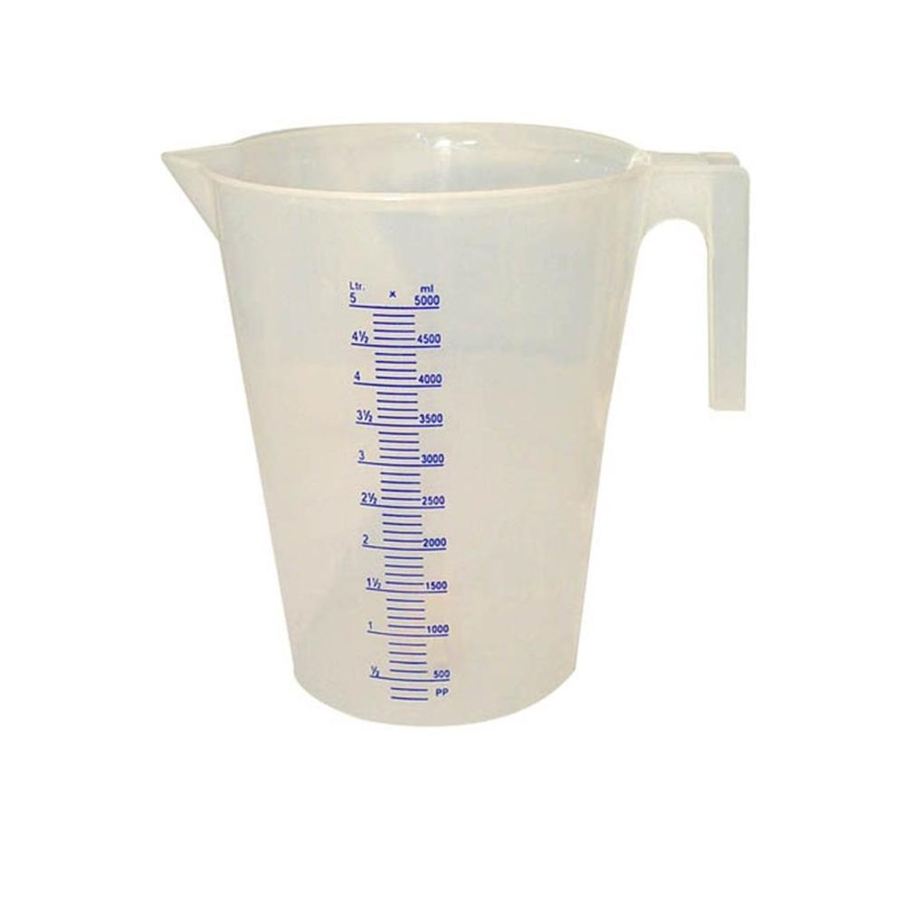 Bon Tool 5 Liter Plastic Measuring Pitcher-22-369 - The ...