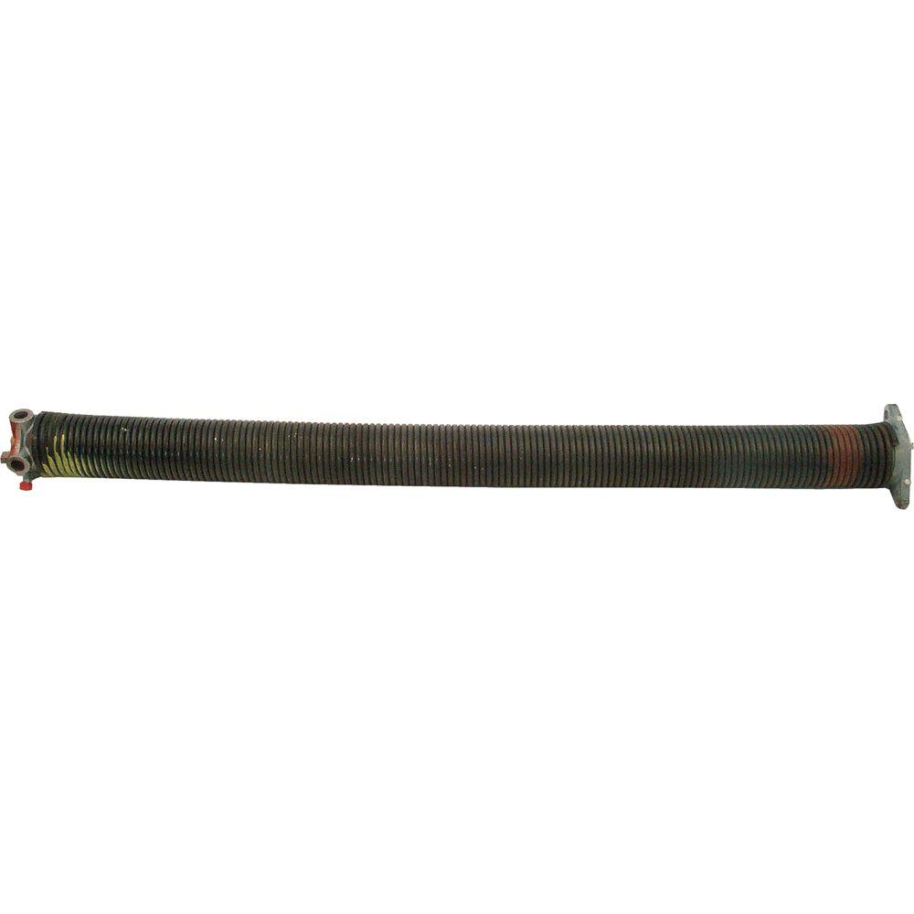 Prime-Line Torsion Spring, Right Wind, .243 x 2 in. x 32 in., Yellow