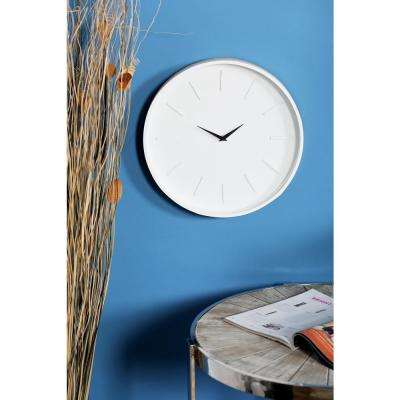 Multi-Colored Wooden Wall Clock